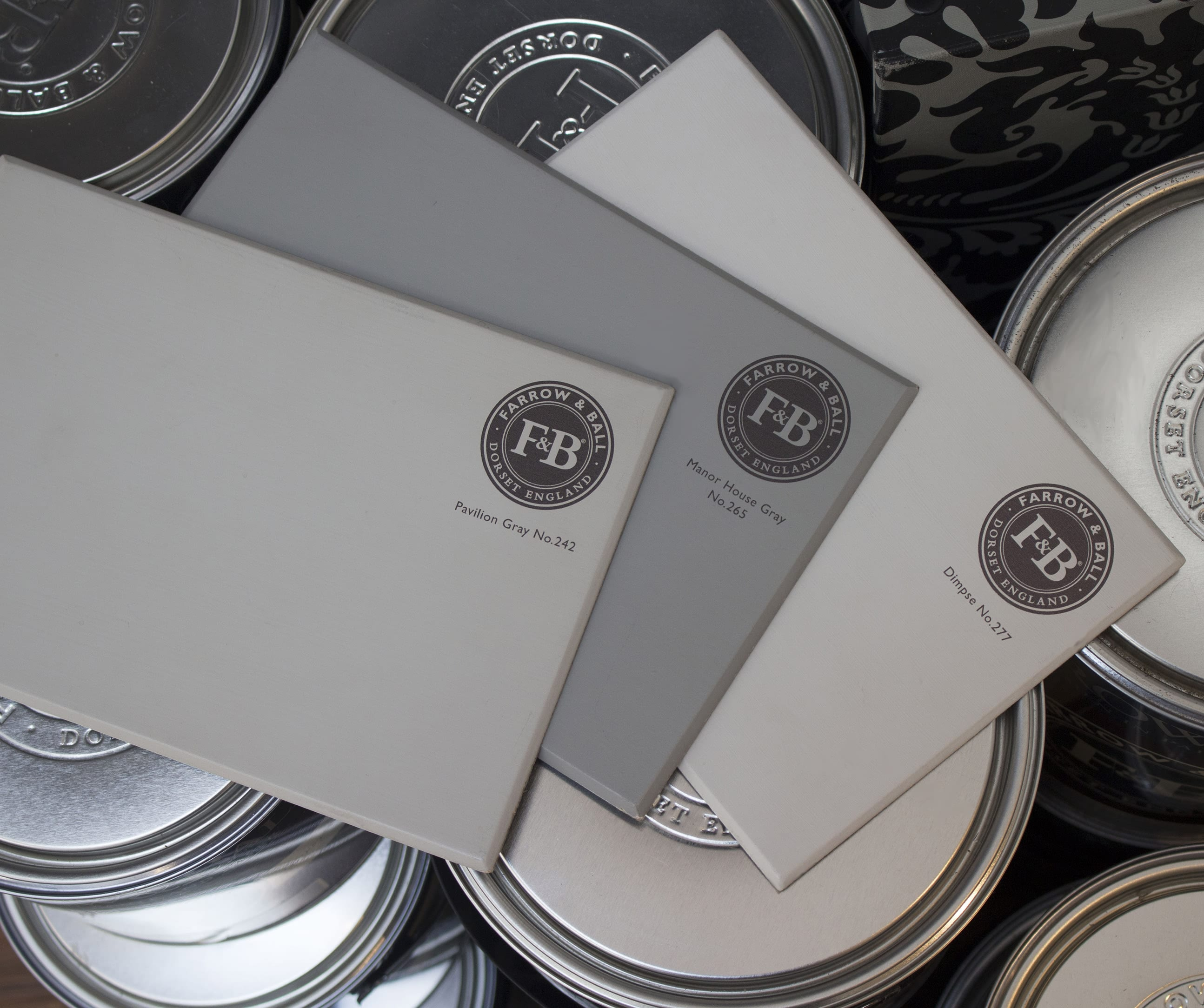 farrow&ball, farrow and ball, paint, decorating, paint brush, manor house gray
