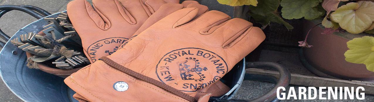 gradening, gardening gloves, gloves, kew gardening gloves norwich