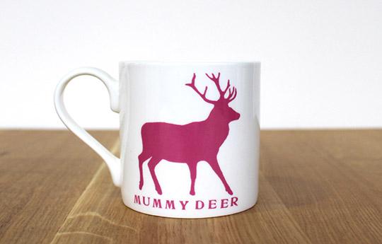 Mummy Deer Mug