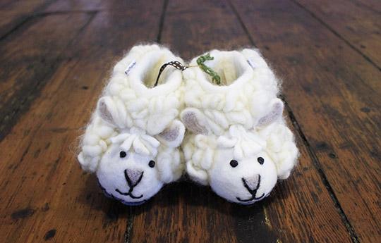 shirley sheep slippers