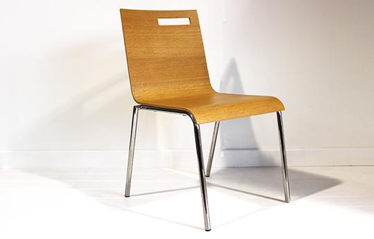 tyler oak chair