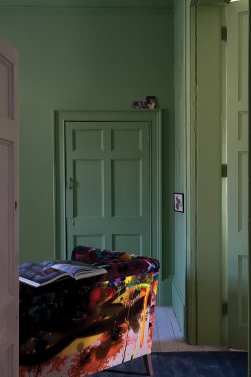 News Farrow And Ball WARINGS Store - Calke green farrow and ball