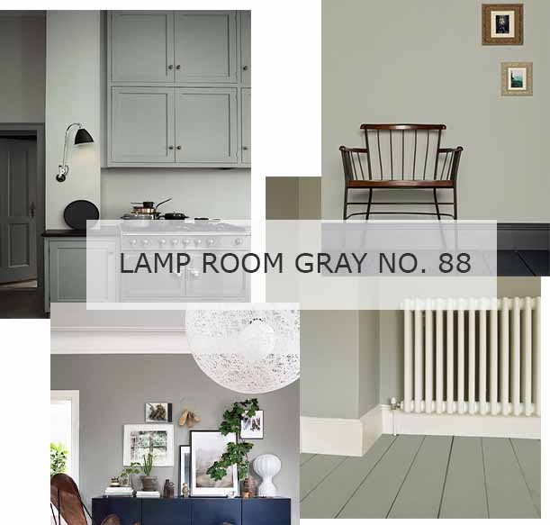 farrow&ball, farrow and ball, paint, decorating, paint brush, lamp room gray