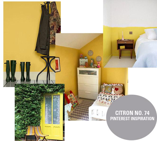 farrow&ball, farrow and ball, paint, decorating, paint brush, citron