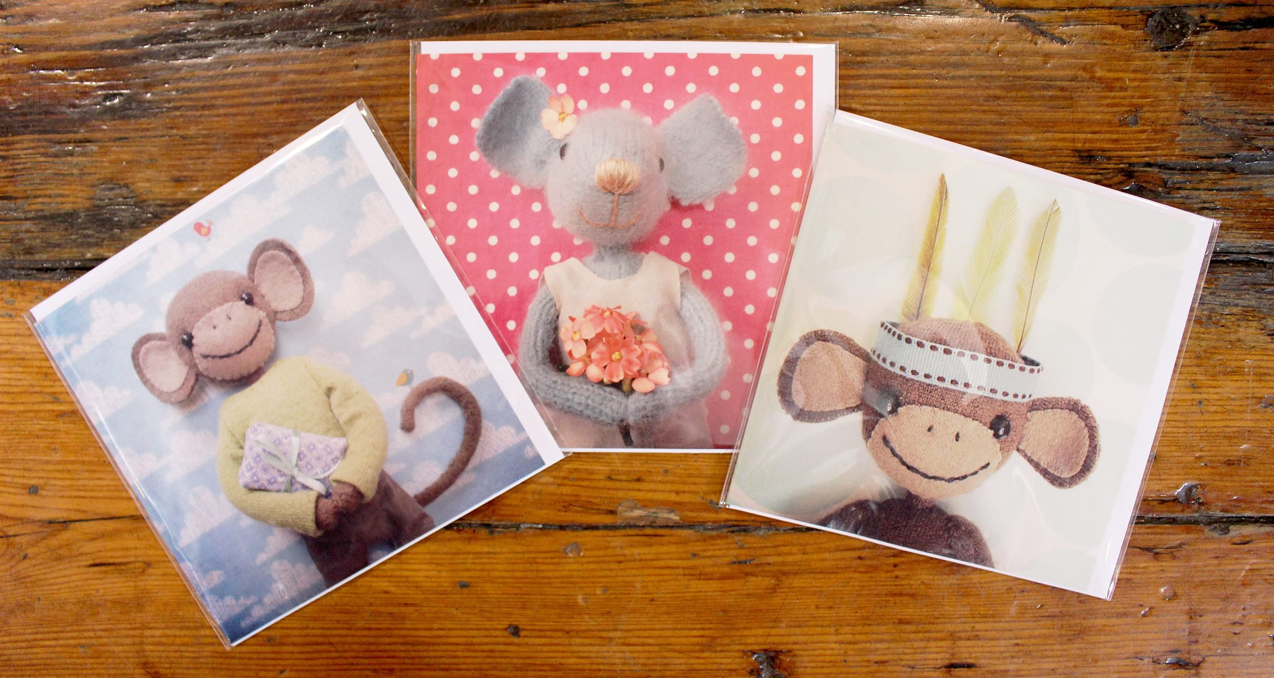 PIPPI AND ME CARDS