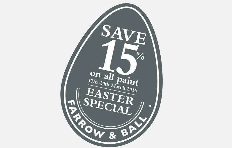 Farrow & Ball offer