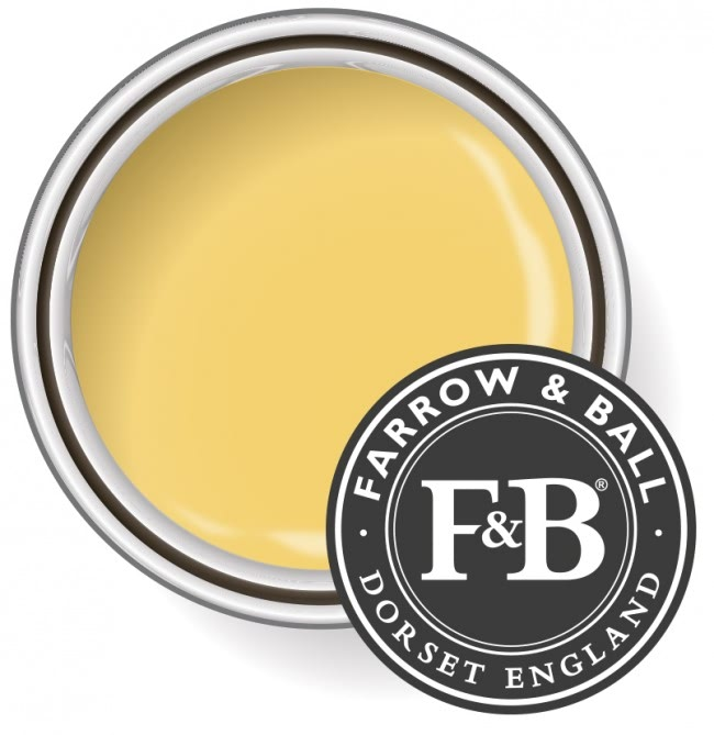 yellow ground farrow and ball