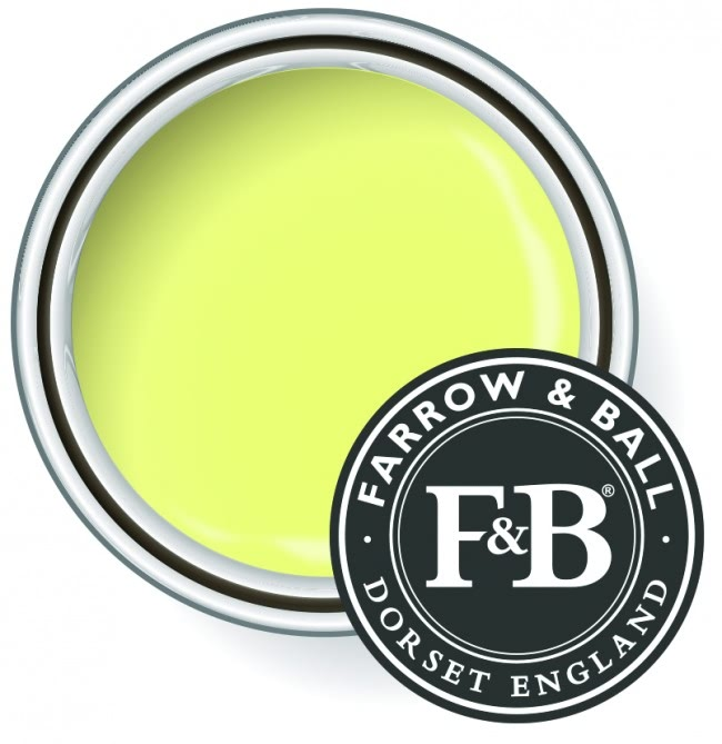yellowcake farrow and ball