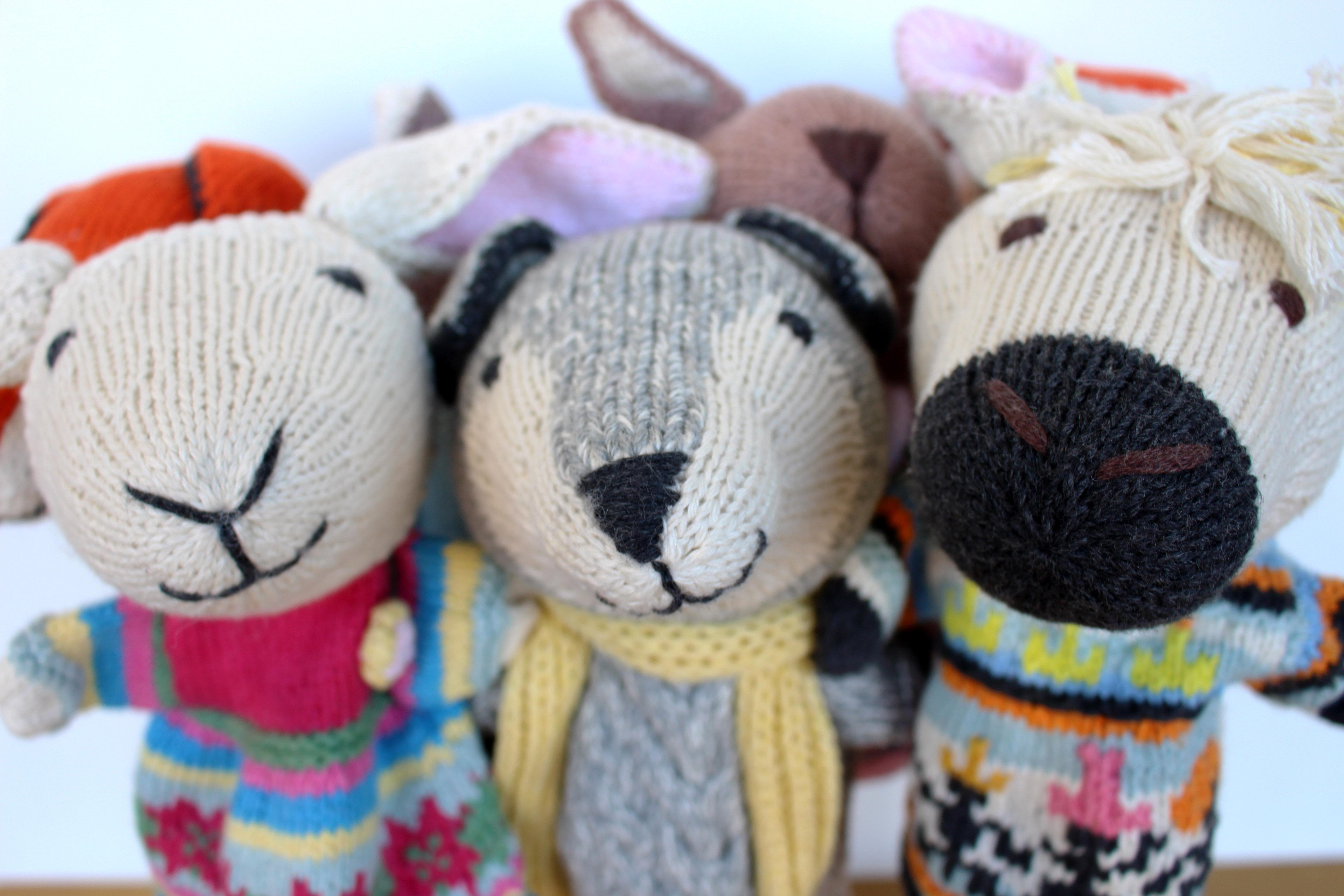 children's puppets