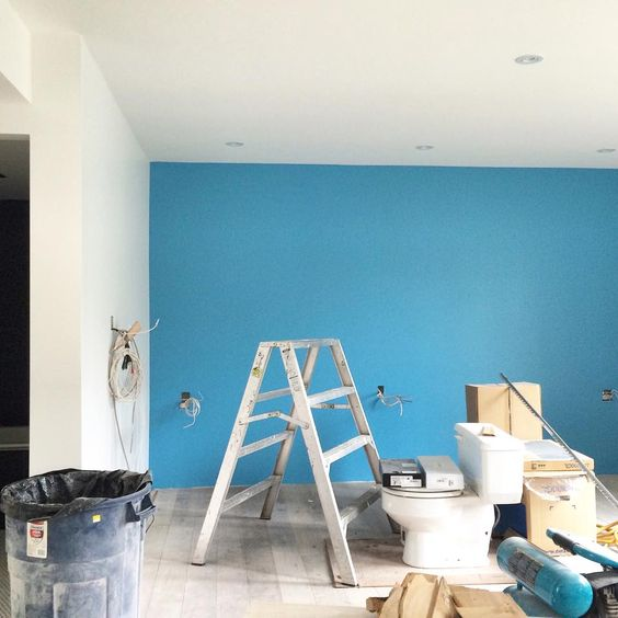St giles furniture stgiles blue by farrow and ball is for Moore and giles furniture
