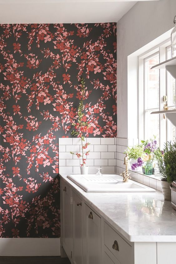 Farrow & ball wallpaper, wallpaper, texture, papering,
